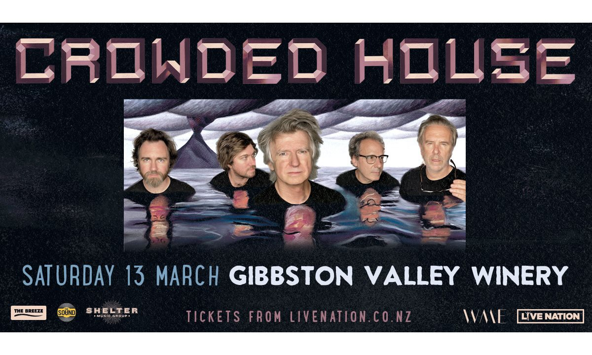 Crowded House Concert @Gibbston Valley